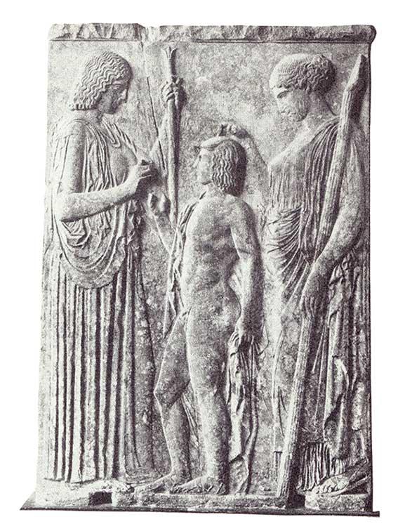 Großes Eleusinisches Relief
